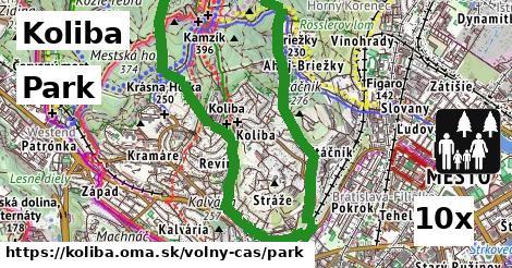 park v Koliba