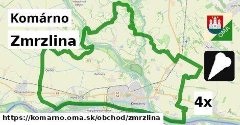 ilustračný obrázok k Zmrzlina, Komárno