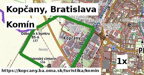 komín v Kopčany, Bratislava