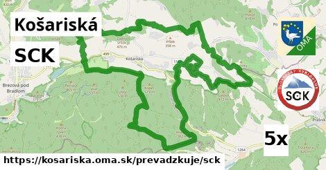 ilustračný obrázok k SCK, Košariská