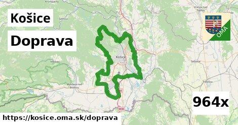 doprava v Košice