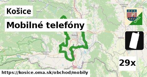 Mobilné telefóny, Košice