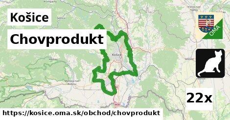 ilustračný obrázok k Chovprodukt, Košice