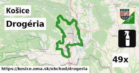 ilustračný obrázok k Drogéria, Košice