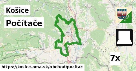 ilustračný obrázok k Počítače, Košice