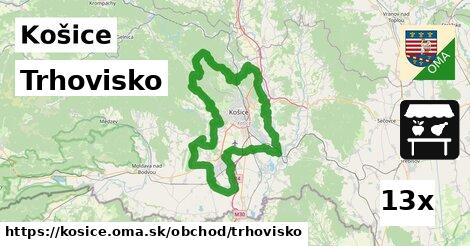 ilustračný obrázok k Trhovisko, Košice