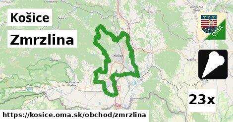 ilustračný obrázok k Zmrzlina, Košice