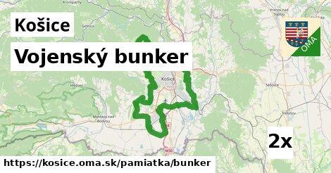 Vojenský bunker, Košice