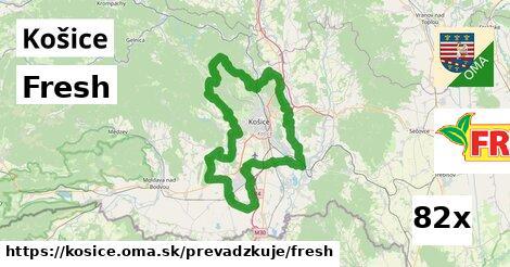 Fresh v Košice