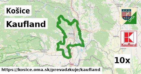 Kaufland v Košice