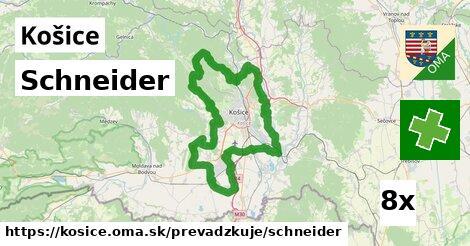 Schneider v Košice