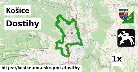 ilustračný obrázok k Dostihy, Košice