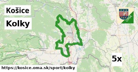 ilustračný obrázok k Kolky, Košice
