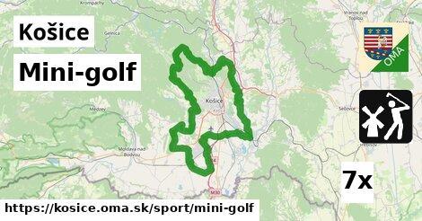 ilustračný obrázok k Mini-golf, Košice