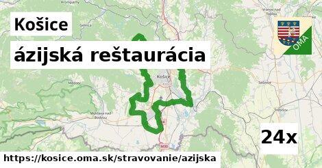 ázijská reštaurácia, Košice