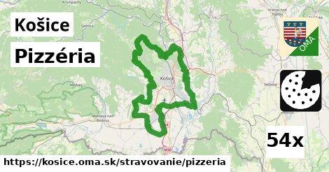 Pizzéria, Košice