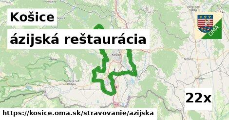 ázijská reštaurácia v Košice