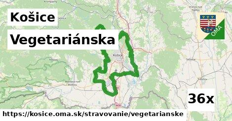 vegetariánska v Košice