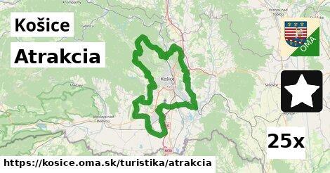 ilustračný obrázok k Atrakcia, Košice