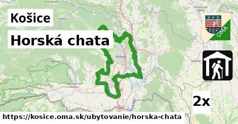 ilustračný obrázok k Horská chata, Košice