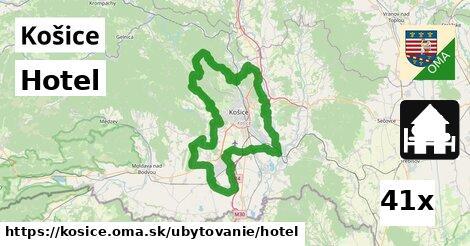 ilustračný obrázok k Hotel, Košice