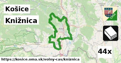 ilustračný obrázok k Knižnica, Košice