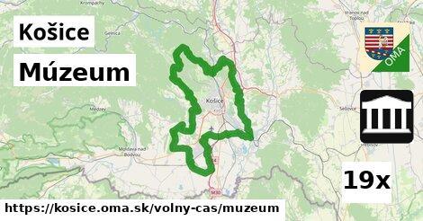 ilustračný obrázok k Múzeum, Košice