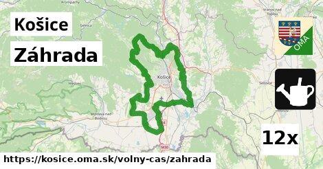ilustračný obrázok k Záhrada, Košice