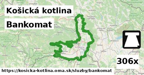 ilustračný obrázok k Bankomat, Košická kotlina