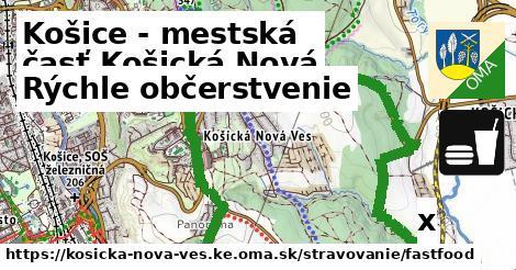 v Košice - mestská časť Košická Nová Ves
