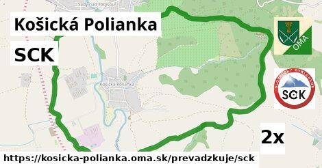ilustračný obrázok k SCK, Košická Polianka