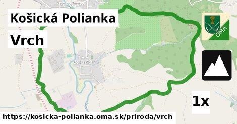 ilustračný obrázok k Vrch, Košická Polianka