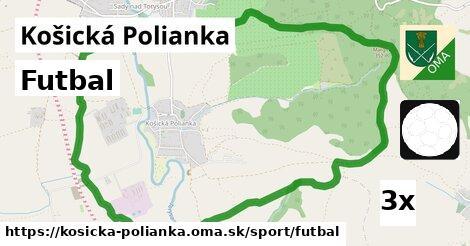 ilustračný obrázok k Futbal, Košická Polianka