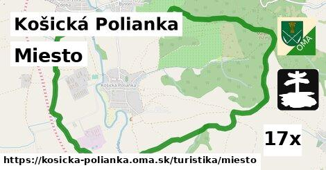 ilustračný obrázok k Miesto, Košická Polianka