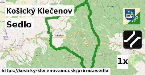 ilustračný obrázok k Sedlo, Košický Klečenov