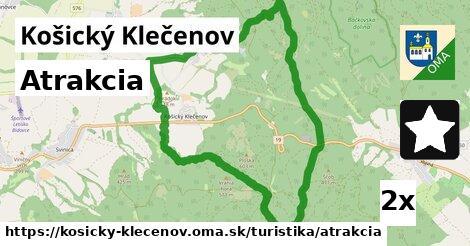 ilustračný obrázok k Atrakcia, Košický Klečenov