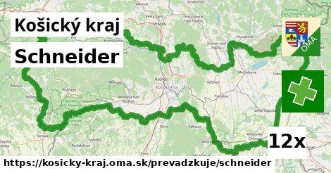 Schneider v Košický kraj