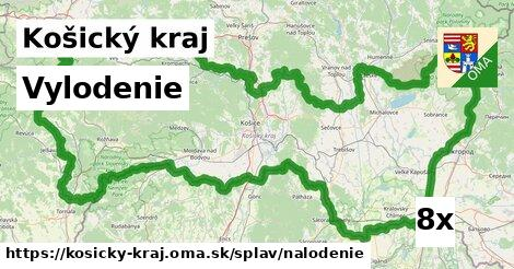 ilustračný obrázok k Vylodenie, Košický kraj