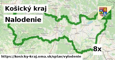 ilustračný obrázok k Nalodenie, Košický kraj