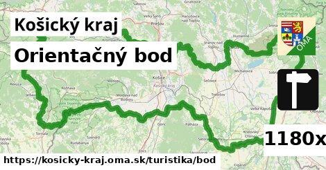 ilustračný obrázok k Orientačný bod, Košický kraj