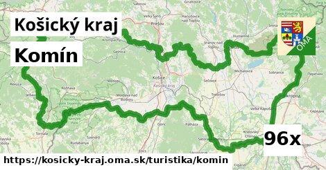 ilustračný obrázok k Komín, Košický kraj