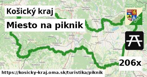 ilustračný obrázok k Miesto na piknik, Košický kraj