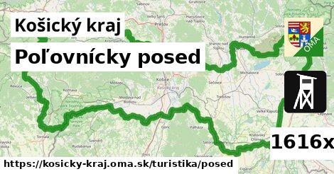 ilustračný obrázok k Poľovnícky posed, Košický kraj
