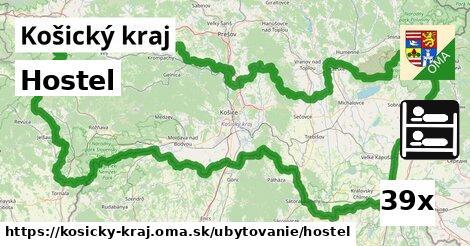 hostel v Košický kraj