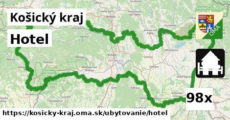 hotel v Košický kraj
