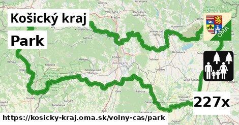 park v Košický kraj
