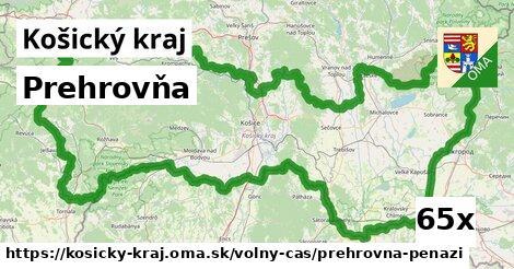 ilustračný obrázok k Prehrovňa, Košický kraj