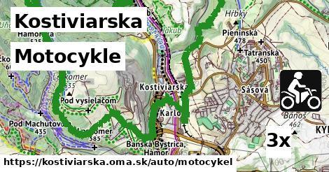 motocykle v Kostiviarska