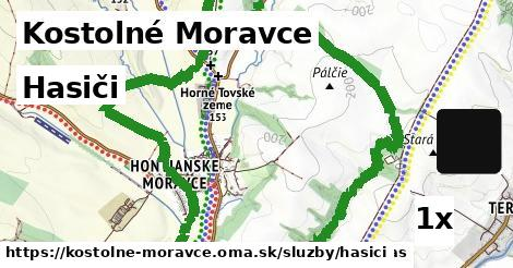 ilustračný obrázok k Hasiči, Kostolné Moravce