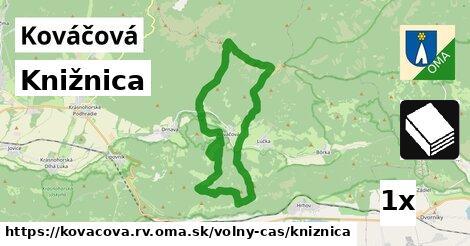 ilustračný obrázok k Knižnica, Kováčová, okres RV